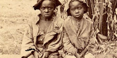 The lives of children 'liberated' from the slave trade in the 19th Century tickets