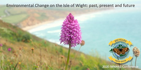 Environmental Change on the Isle of Wight: past, present and future tickets