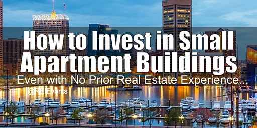 Investing on Small Apartment Buildings Bridgeport CT