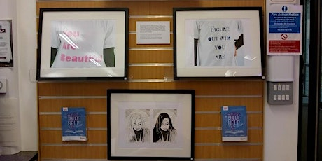 """""""Think Positive"""" Art Display (Bolton le Sands) tickets"""