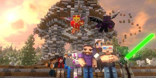 Toowoomba BuddyVerse Minecraft Camp December 15th