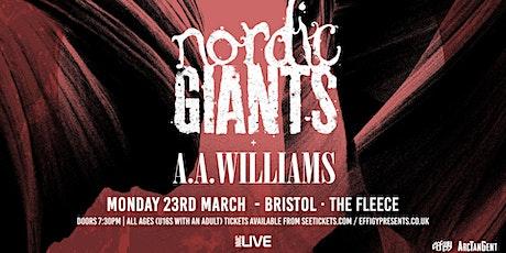 Nordic Giants  tickets