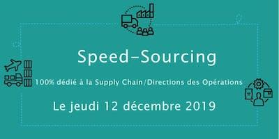 Speed-Sourcing 100% dédié à la Supply Chain / D