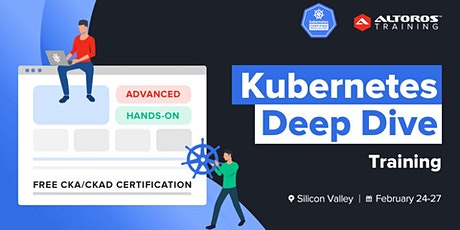 [TRAINING] Kubernetes Deep Dive: Silicon Valley tickets