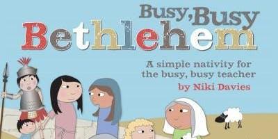 Busy, Busy, Bethlehem