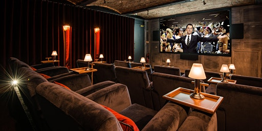 January Film & Food - Wolf of Wall Street at King Street Townhouse