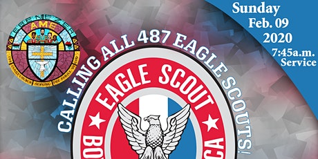 Troop 487 Eagle Scout Reunion Sunday tickets