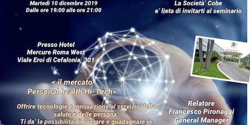 SEMINARIO COBE ITALIA  ROMA