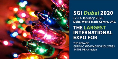 SGI Dubai 2020 tickets