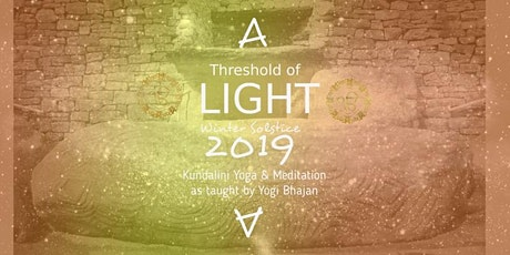 Threshold of Light : Winter Solstice Kundalini Yoga & Meditation Retreat tickets