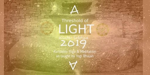 Threshold of Light : Winter Solstice Kundalini Yoga & Meditation Retreat