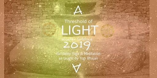 Threshold of Light : Winter Solstice Kundalini Yoga & Meditation Retreat