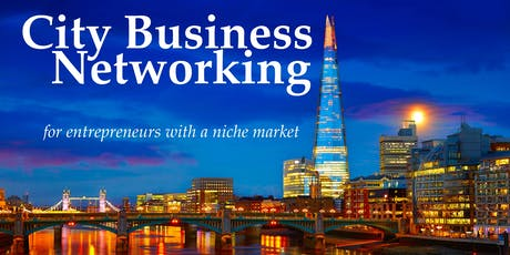 City Business Networking - Office Drinks w/ Bolt Burdon Solicitors tickets
