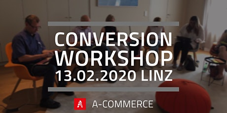 Conversion Workshop Linz tickets