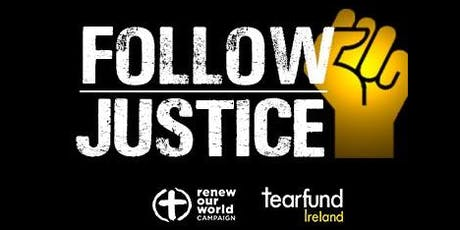 Follow Justice: Faith and Advocacy Weekend tickets