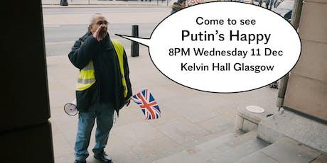 Film screening | Jeremy Deller, Putin's Happy tickets