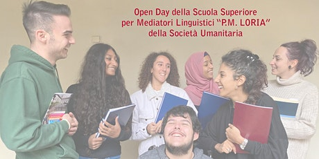 Open Day | Scuola Superiore per Mediatori Linguistici tickets