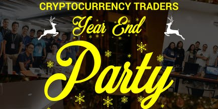 Cryptocurrency Traders Year-end Party + Live Trading Competition