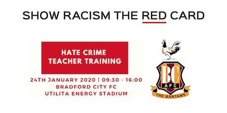 Hate Crime Teacher Training - Bradford City FC tickets