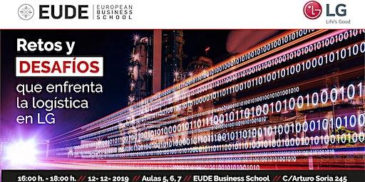 Seminario 'Retos y desafíos que enfrenta la logística en LG'