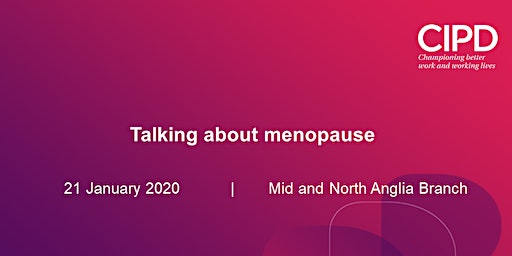 Talking about Menopause