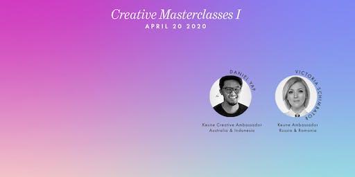 Masterclass Daniël Yap & Victoria Schimbator