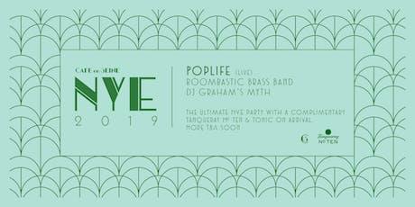 NYE Party at Café en Seine tickets