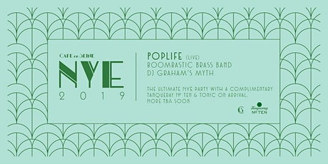 NYE Party at Café en Seine tickets