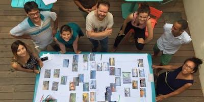 Atelier Fresque du climat @ La Fabulerie