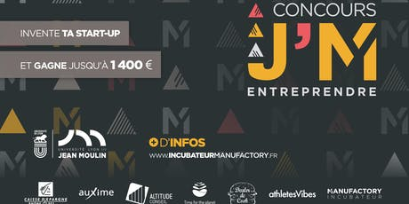 Finale du Concours J'M ENTREPRENDRE 2020 tickets