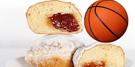 Beignets & Basketball tickets