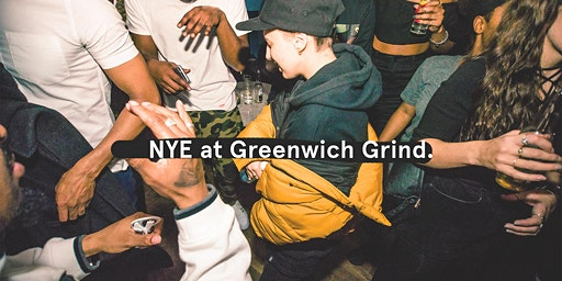 New Years Eve at Greenwich Grind.