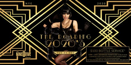The Roaring 2020's NYE Party tickets