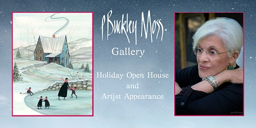 Holiday Open House and Artist Appearance