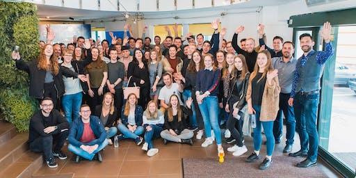 Intakegesprekken Bryo Student StandUp Bootcamp Warschau