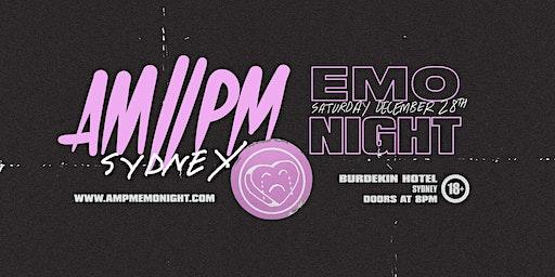 AM//PM Emo Night: Sydney