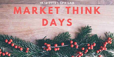 Market Think Days biglietti