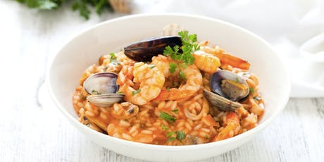 Risotto Cooking Class at Cucinato Studio  tickets