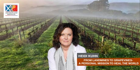 Heidi Kuhn - From Landmines to Grapevines tickets
