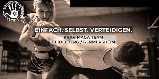 KRAV MAGA - Taktische Selbstverteidigung - Einsteigerkurs