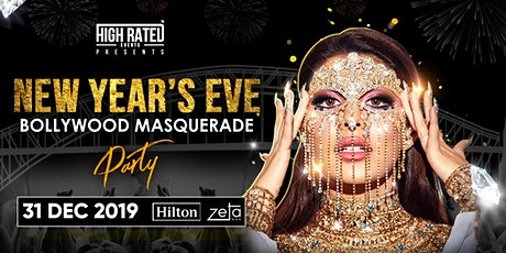 NEW YEAR'S EVE 2020 - BOLLYWOOD MASQUERADE PARTY tickets