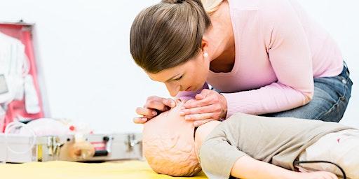First Aid, Redbourn & Villages Family Centre, Redbourn, 10:00 - 12:00, 18/01/2020