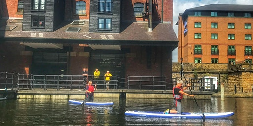 Stand up Paddleboard taster