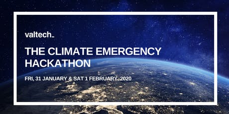 The Climate Emergency Hackathon tickets