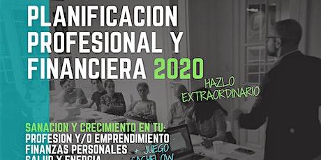 Quilmes: Planificación Profesional y Financiera 2020 (+ Juego CashFlow) entradas