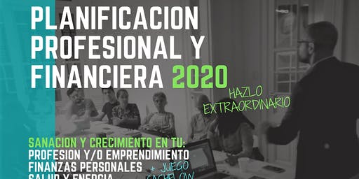 Quilmes: Planificación Profesional y Financiera 2020 (+ Juego CashFlow)