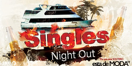 Singles Night Out | Boat Party tickets
