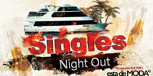 Singles Night Out | Boat Party