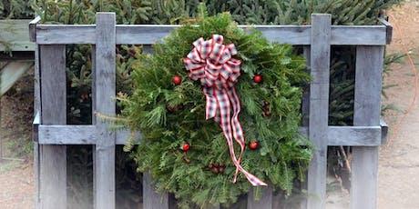 Wreath Design Worshop tickets