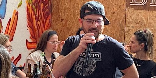 סדנת בישול בירה - בירבזאר מחנה יהודה